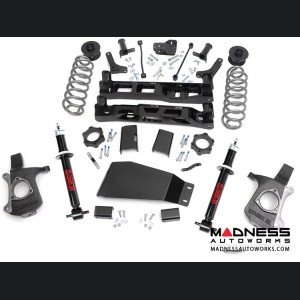 "Chevy Tahoe 2WD Suspension Lift Kit w/ Premium N2.0 Front Struts - 7.5"" Lift"